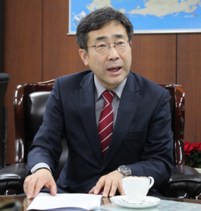 인터뷰/ 박광열 부산지방해양수산청장