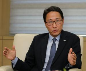인터뷰/ 최준욱 인천항만공사 사장